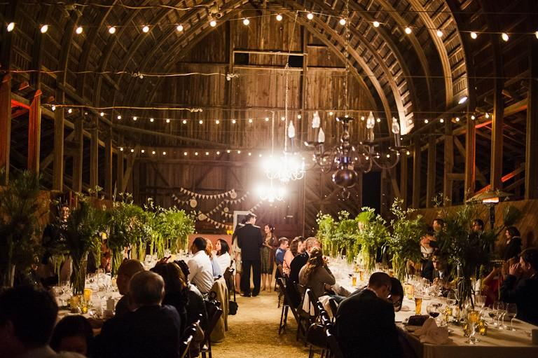 Bianchi winery wedding