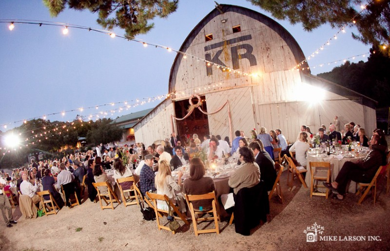 Paso Robles Barn Winery Vineyard Intimate Wedding Venue On